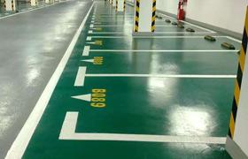 停车场规划停车标线