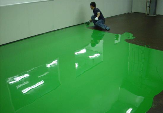 地坪漆施工的步骤会比较复杂吗?