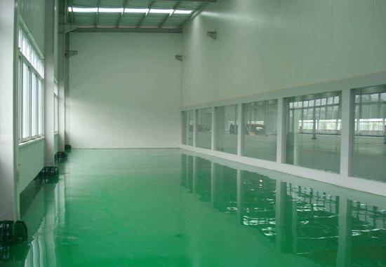 地坪漆施工要想获得良好的效果该怎么做?