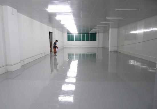 地坪漆施工之前要做好哪些方面的问题?